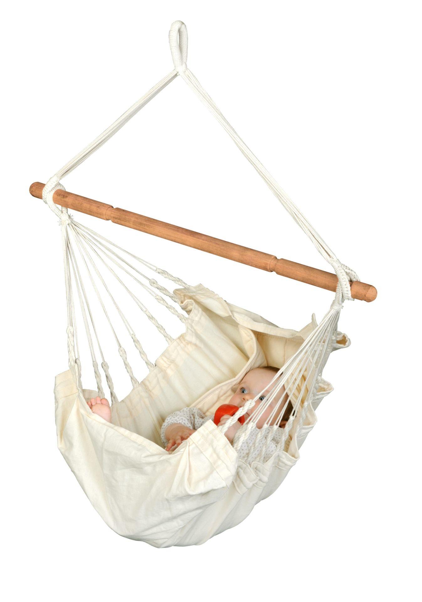 Houpací síť pro miminka La Siesta Yayita