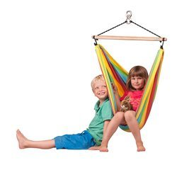 Houpací sedačka pro děti La Siesta Iri