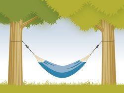 Uchycení houpací sítě La Siesta Tree Rope