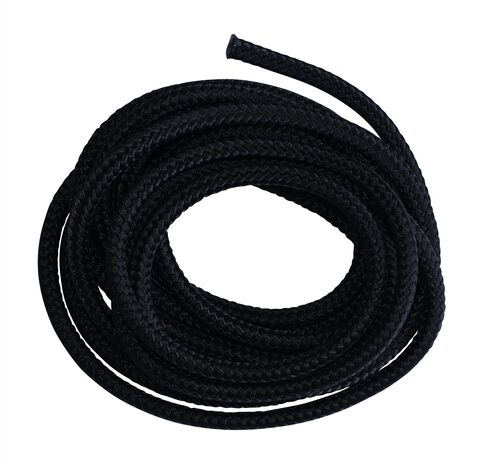 Lano černé La Siesta Black Rope 3m